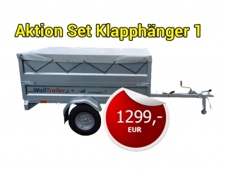 Aktion Set Klapphänger 1