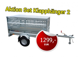 Aktion Set Klapphänger 2